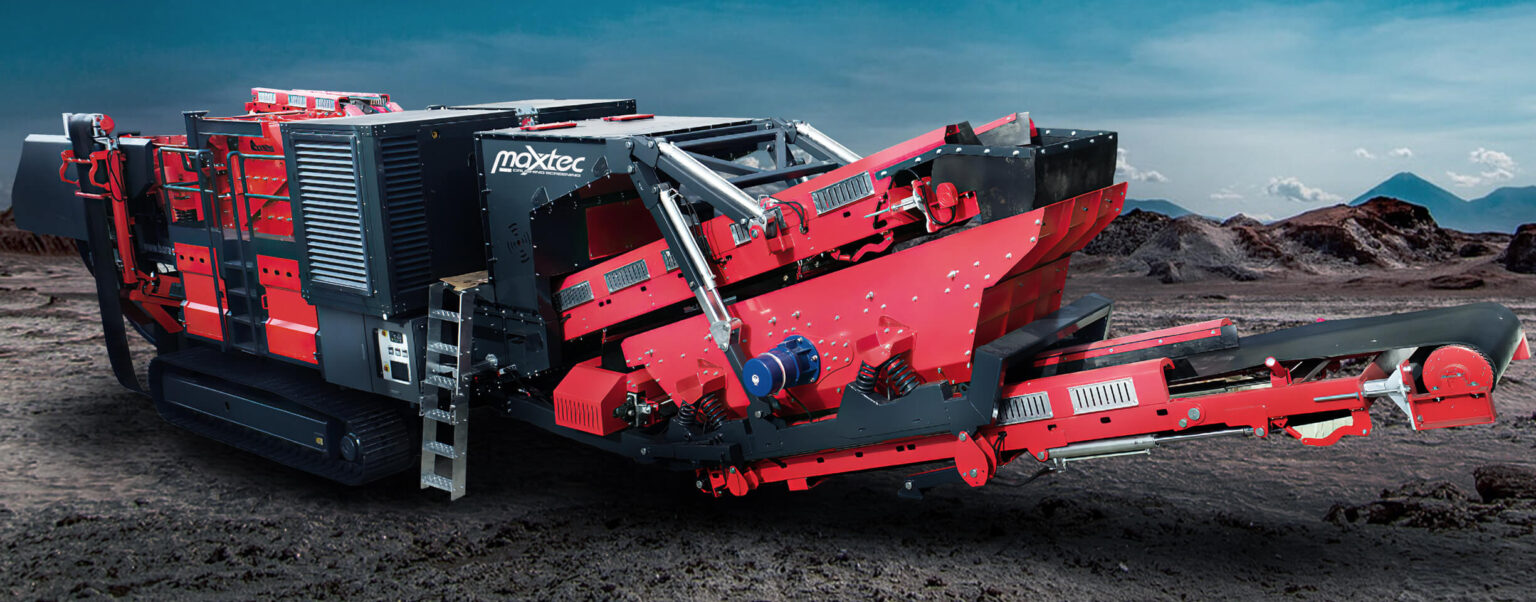 LION, Heavy Mobile Unit with Impact Crusher - MATEC INDUSTRIES