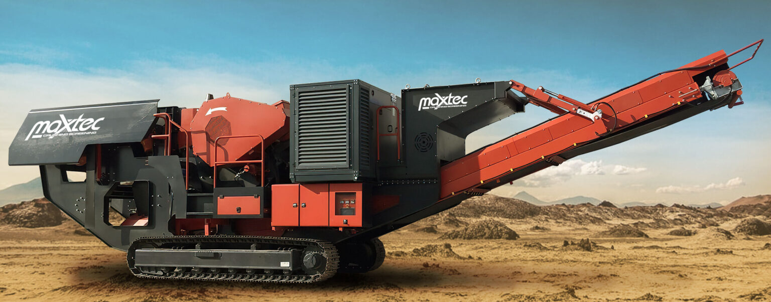 TIGER, Heavy Mobile Unit with Jaw Crusher - MATEC INDUSTRIES