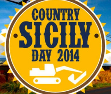 COUNTRY SICILY DAY