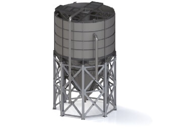 Vertical Thickener